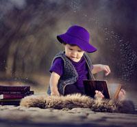 儿童摄影 专业儿童摄影告诉你