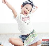 每月之星-可爱小孩