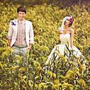 2012年那些外景点拍出来婚纱照有特色呢
