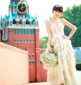 婚纱照拍摄前之美容篇:如何打造最完美的新娘?