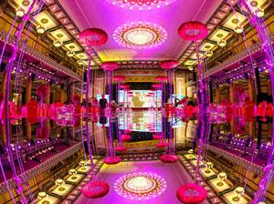 室内—粉色系.北美精华婚礼