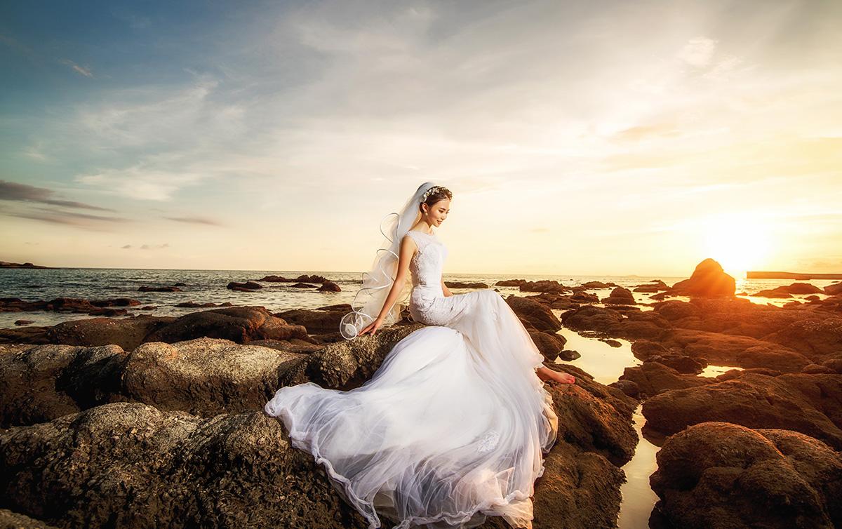 普吉岛-高定套系赠送及2000单加婚纱微电影版本《旅行》