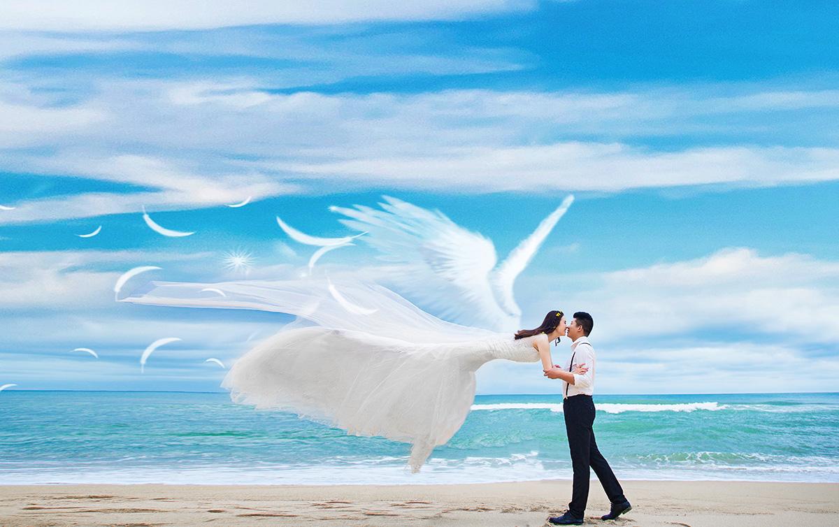 铂悦-高定套系赠送及2000单加婚纱微电影版本《北纬18°》