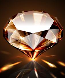 为什么钻石被视为爱情的最高象征?