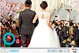 梅州百万婚礼《命中注定》