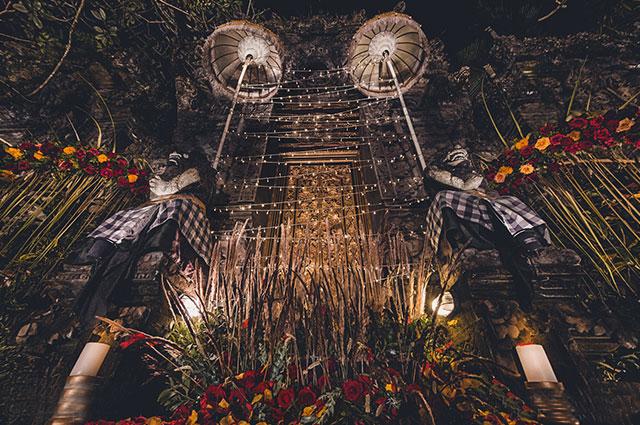 巴厘岛海外婚礼