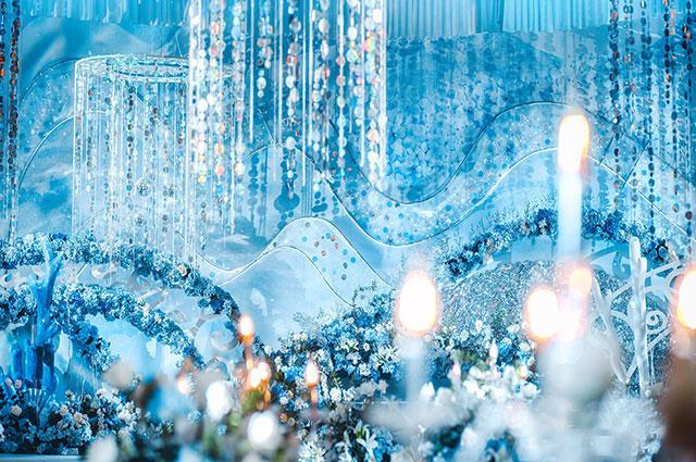 海洋主题婚礼