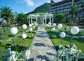 举办一场户外婚礼的流程是怎样的?