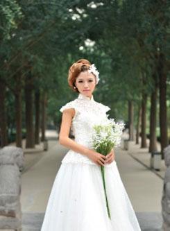 韩式新娘编发班