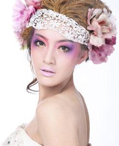 化妆作品一