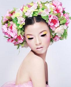 化妆作品二