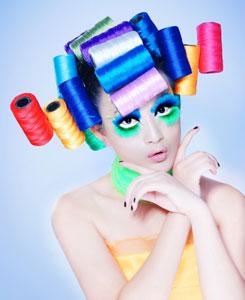 化妆作品五