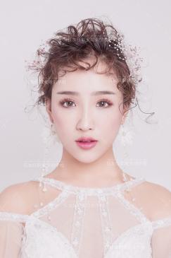 化妆作品5