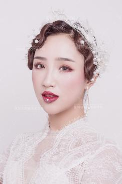 化妆作品7