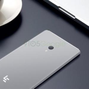 乐视新机渲染图曝光 又一款国产曲面屏手机