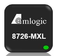 Amlogic 8726-MXL处理器