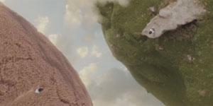 两个小星球温情广告片