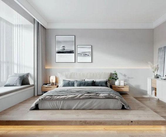 卧室衣柜怎么装才实用美观