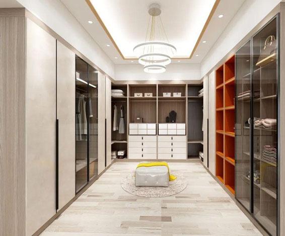 衣柜门选择移门还是平开门呢?