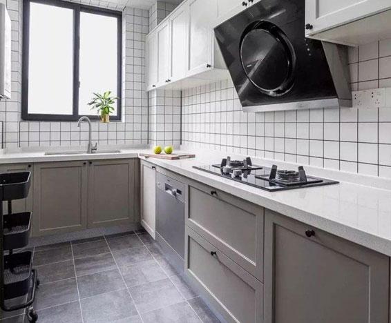 全屋定制厨房标题二